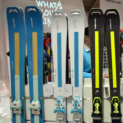 Five trends for 2015 skis - ©Skiinfo