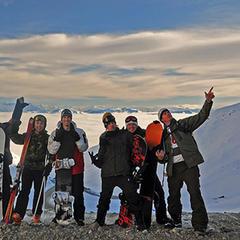 Haka Tours group