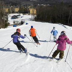Okemo family skiing - ©Okemo Mountain Resort