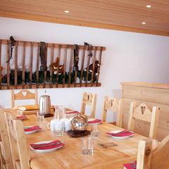 Chalet Grand Mouflon, Les Gets - © Chalet Grand Mouflon