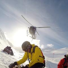 Video: Heliskiing na Islande - ©Eirik Aspaas