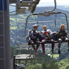 V Rokytnici se i letos v létě svezete lanovkou za turistikou! - ©Rokytnice nad Jizerou