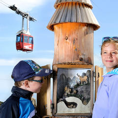 Tatry: Děti na lanovkách a v aquaparku za 1 euro - ©TMR, a.s.