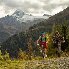 Cykloturistika v Alpách: Zapojte sa do unikátneho prieskumu! Ďakujeme - ©Salzburgerland Tourismus/Wolfgang Watzke