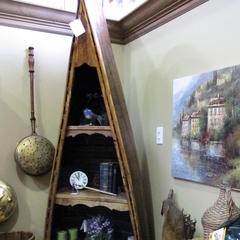 Ski Country Antiques & Home is full of unique pieces - © Heather B. Fried