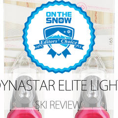 2015 Women's Frontside Editors' Choice Ski: Dynastar Elite Light - ©Dynastar