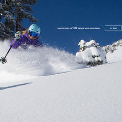 Helmets Are Gift Of Safety - ©Kelly Canyon Ski Area