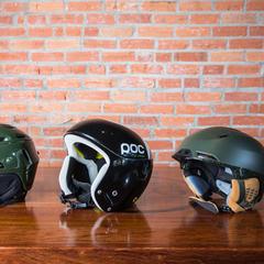3 Top Men's Helmets We're Tipping our Hat to This Season - ©Liam Doran