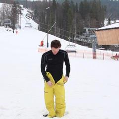 Ma come ti vesti...sulla neve?