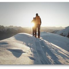Na šancu prežiť si svoj zimný sen čakajú tisícky lyžiarov v celej Európe. - © Team Vaude