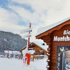 La Plagne am 28. Dezember 2014 - ©Montchavin Les Coches