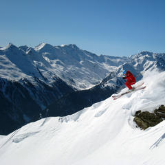 Freeriden in Kappl - See - © Tourismusverband Paznaun – Ischgl