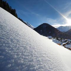 Freeride w Walserdorf - ©Destination Davos Klosters/Stefan Schlumpf