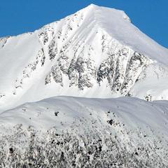 Kirketaket - 1439 moh - Romsdalsalpene - ©Iver Gjelstenli