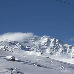 Fresh snow in Val Thorens March 5, 2015 - ©Val Thorens