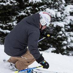 Ski Test hot laps - ©Liam Doran