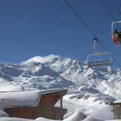 Snow report: Fresh snow & spring sunshine - ©Val Thorens