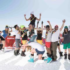 Pasqua e 25 Aprile sulla neve: le offerte da non perdere! - ©Roby trab - Carosello 300 Ski Area Livigno Facebook