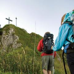 Basiskurs Wandern im Kleinwalsertal - © Kleinwalsertal Tourismus