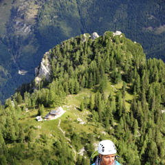Klettersteig Hochkogel - © Naturfreunde Ebensee