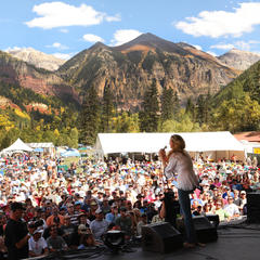 Telluride Blues & Brews - ©Telluride Blues & Brews