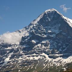 Eiger Nordwand - ©Jungfrau Region | Jost von Allmen