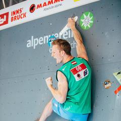 Impressionen aus der Qualifikation der Boulder-EM 2015 - © Elias Holzknecht