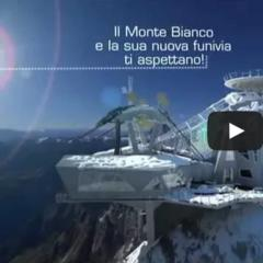 Skyway Monte Bianco - Le nuove funivie - ©Funivie Monte Bianco S.p.A.
