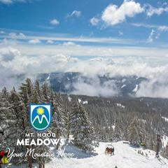 Unlimited Season Pass Giveaway - Just For Being Social - ©Mt. Hood Meadows gives away Unlimited Season Pass.