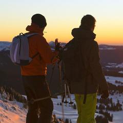 Les Rousses : Ski, activités et animations au programme pendant les vacances de Noël - ©OT des Rousses