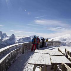 Cortina d'Ampezzo: al Baby Tofana Land si aspetta la Befana - ©Tofana - Freccia nel cielo Facebook