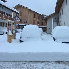 Gallery: Powder arrives in the Alps 5.1.17 - ©Lech-Zuers/Facebook