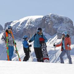 Le Dévoluy ouvre le haut de son domaine skiable - ©Agence Urope