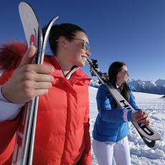 Con Flixbus vai a sciare nelle località più belle del Trentino - ©Visitfiemme.it - Ph Orlerimages.com