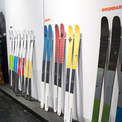 ISPO 2017: Fra standen til Black Diamond - ©Skiinfo
