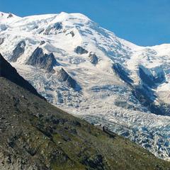 St Gervais - Mont Blanc