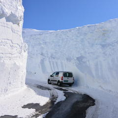 Ľadovcové stredisko Fonna v Nórsku - © Andreas Skogseth