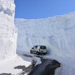Fonna Glacier Resort - © Andreas Skogseth