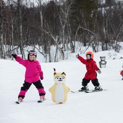 Geilo - et familievennlig skianlegg - © Emilie Holba