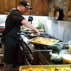 Moving Mountains' Chef Ron - © Heather B. Fried
