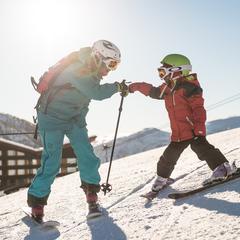 Myrkdalen - et familievennlig skianlegg - © Sverre F. Hjørnevik