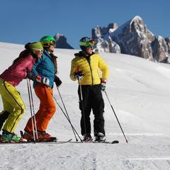 5 freschissimi motivi per sciare in Val di Fassa - ©Fassa.com