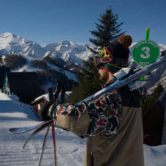 station de ski Guzet - © Alex Gosteli