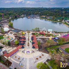 Legendia - poľský zábavný park
