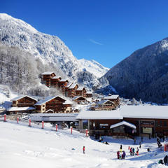 Champagny en vanoise pr sentation de champagny en vanoise la station le domaine skiable - Office tourisme champagny ...