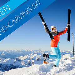 Allround-Ski / Pistenski Test der Damen 2017/2018 - ©Skiinfo | Dell_Fotolia