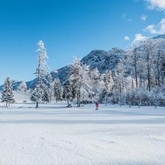 Langlaufparadijs 'Klein Canada', Chiemgau - © Chiemgau Tourismus