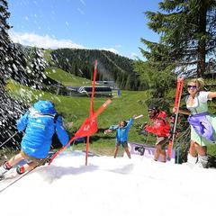 The Summer Ski Show in Alta Badia - ©Ph: Freddy Planinschek