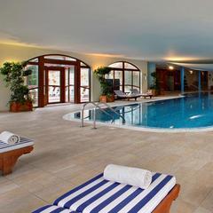 Indoor pool at Kempinski Hotel Grand Arena Bansko - © Kempinski Hotel Grand Arena
