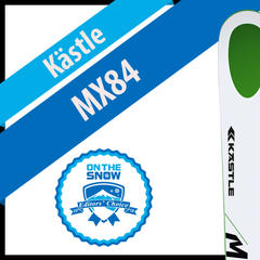 Kästle MX84: Men's 17/18 Frontside Editors' Choice Ski - ©Kästle